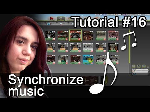 How to synchronize music to your photos and videos - Kizoa Tutorial