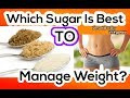 Sugar for Weight Loss - Best Sugar Substitutes | Which Sugar is Good?