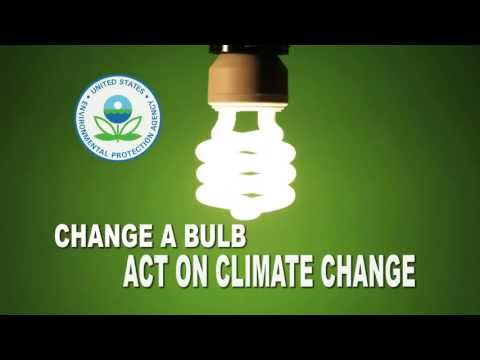 Change a bulb and reduce carbon emissions
