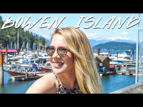 HOW TO GET TO BOWEN ISLAND FROM VANCOUVER