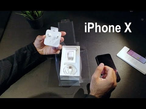 iPhone X vs iPhone 8   Unboxing Setup and Comparison