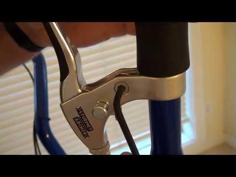 StreetStrider Workshop  Brake Lever Replacement