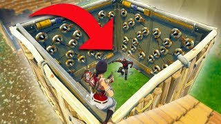 HOW TO TRAP A NOOB! *TRAP TROLLING!*   Fortnite Battle Royale