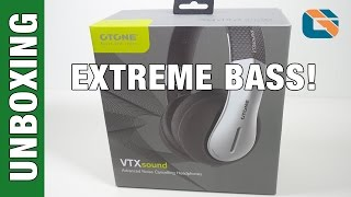 Otone VTXsound Headphones Unboxing & First Look