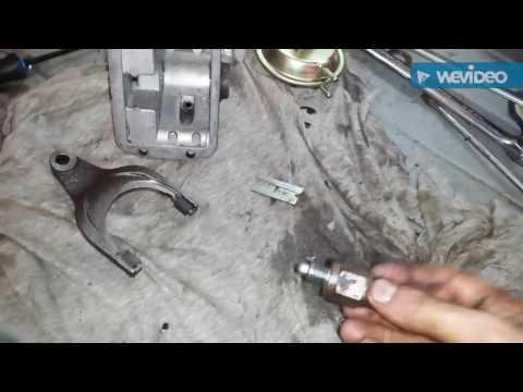 4x4 Vacuum actuator Dodge/Jeep inside look