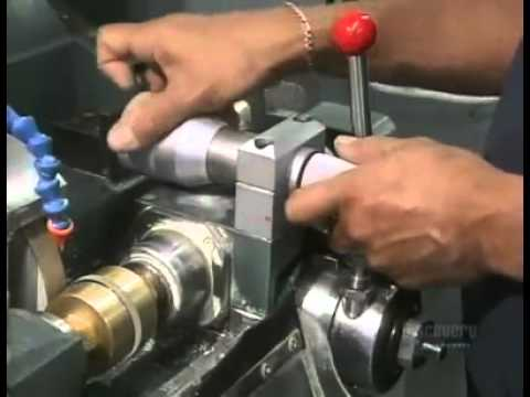 How camera lenses are made. From the Discovery Channel