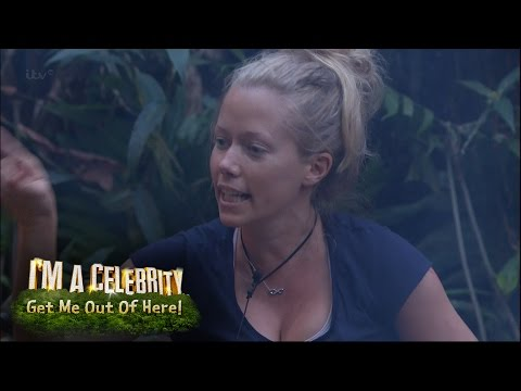 In Furious Bust Up | I'm A Celebrity...Get Me Out Of Here!