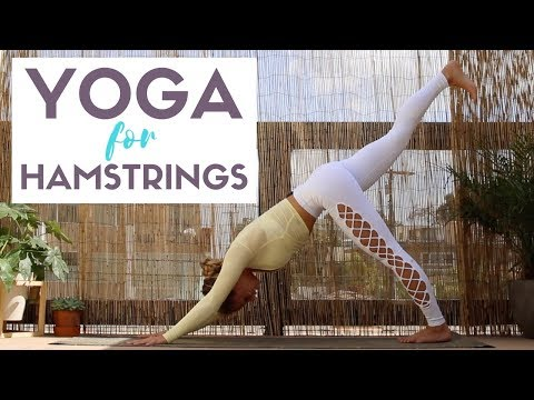 Deep Stretch Yoga for Hamstring Flexibility | 30 Minutes
