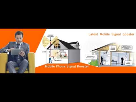 Mobile Phone Network Booster India: Best Signal Booster