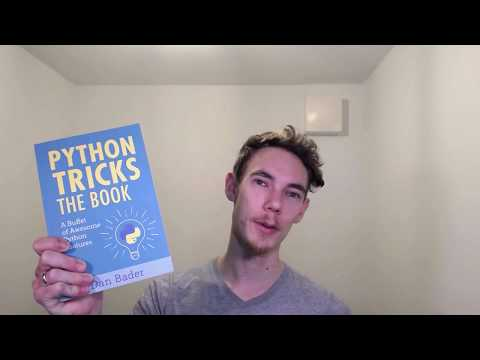 📘🐍 Python Tricks: The Book – Now Available On Amazon