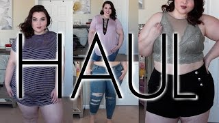Try On Haul: LOVESICK
