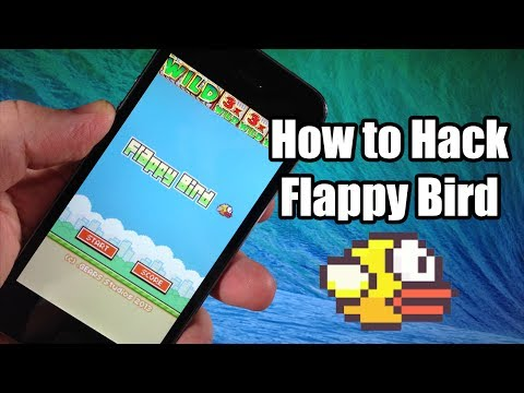 Flappy Bird Hack / Cheats - How to Get a High Score!