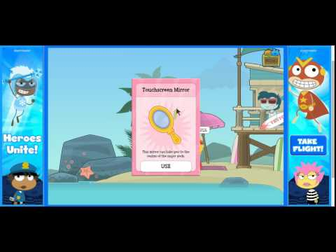 Aphrodite is Ugly ( I Play Poptropica Episode #4)
