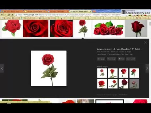 Rose Red: tutorial on how to find hex color codes