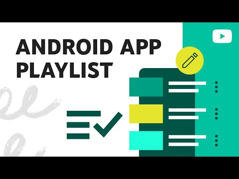 Create and edit playlists in YouTube's Android app
