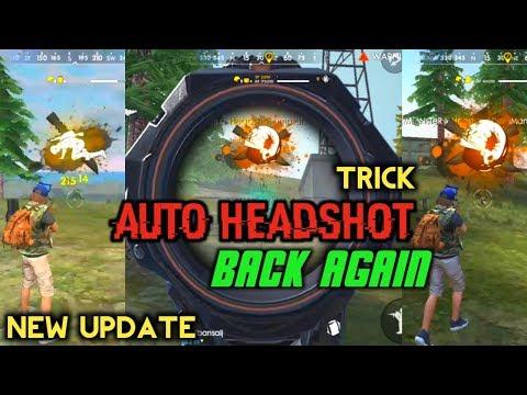 Download New Auto Headshot Trickbug After Update No Hack - Garena