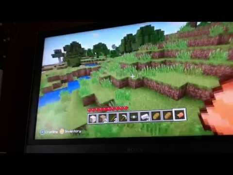 Minecraft Xbox 360 How to make a Saddle