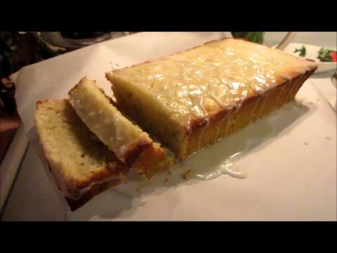 How To Make Glazed Lemon Zucchini Bread