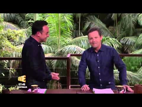 Dec Makes Ant A Birthday Present | I'm A Celebrity...Get Me Out Of Here!
