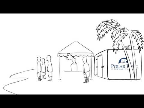 Polar King | Seamless Outdoor Walk-in Coolers and Freezers