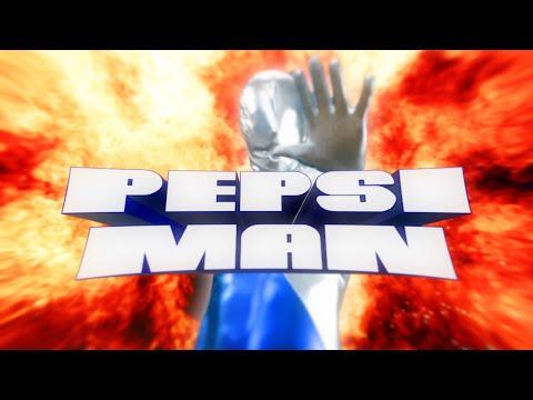 PEPSI ☆ MAN