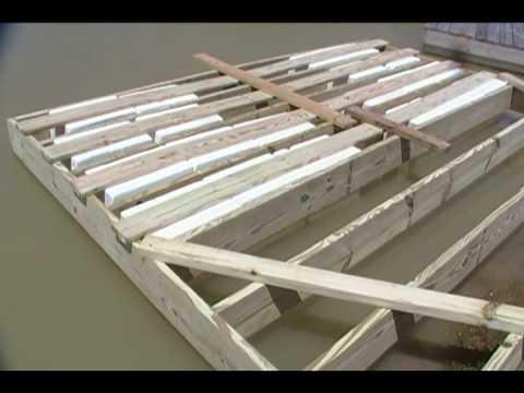 Building a Deck On the Farm Pond