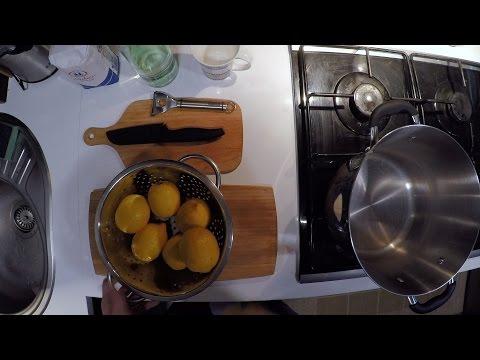 Best Limoncello Recipe - Cytrynówka