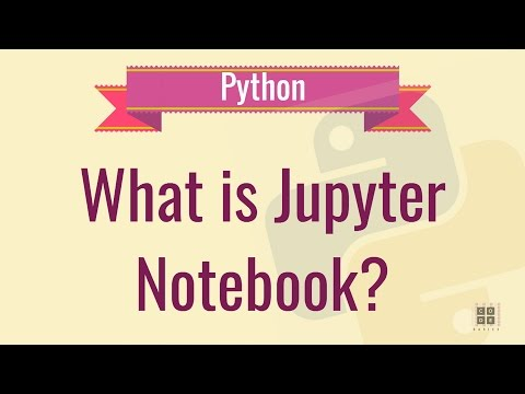 What is Jupyter Notebook?