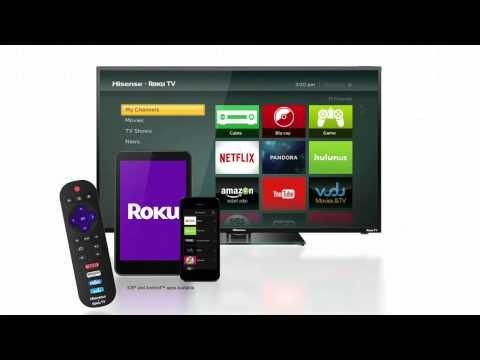 Hisense Roku TV - The First Smart TV Worth Using