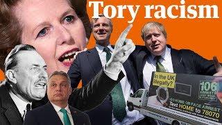 The Conservative party is racist   Owen Jones talks ...