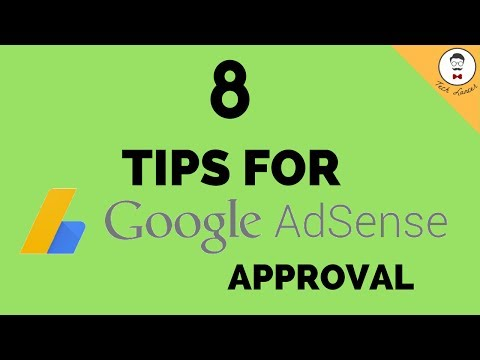 Adsense Approval Updated 2017 | 8 secret Tips for Adsense approval