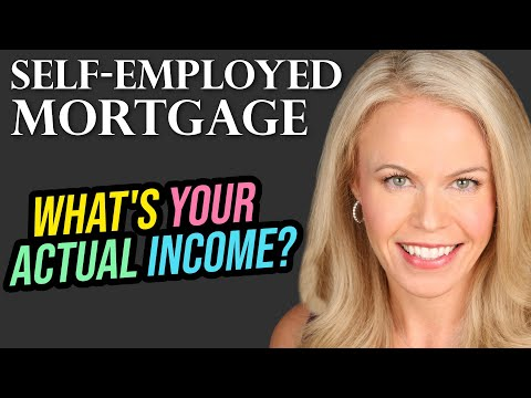 Self employed and getting a mortgage? How a lender looks at your income (2018)