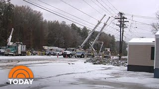 Thousands In South Without Power After Massive Storm | TODAY