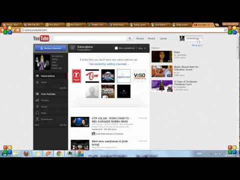 How to remove youtube recommended videos or delete youtube history and search history permanently