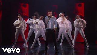 Liam Payne  Bedroom Floor Live On Ellen