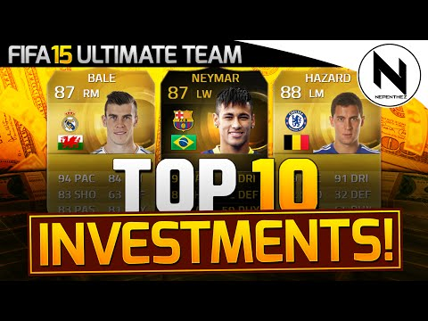 TOP 10 COIN INVESTMENTS! - FIFA 15 Ultimate Team