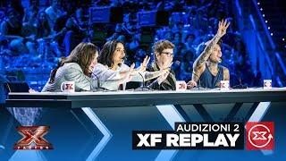 X Factor Replay - Audizioni 2
