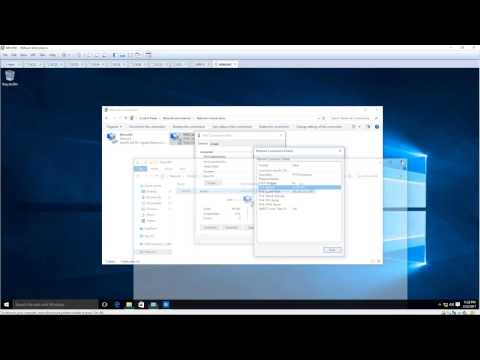 Install and configure a VPN Server in Windows Server 2016 (Client to Site)