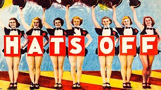 Hats Off (1936) Comedy, Music Full Length Movie