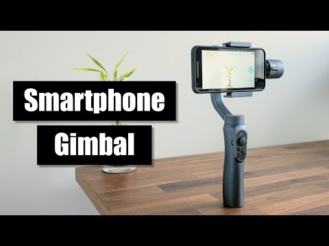 Zhiyun Smooth Q - A Budget Gimbal for your Smartphone - For Smoother Film Making