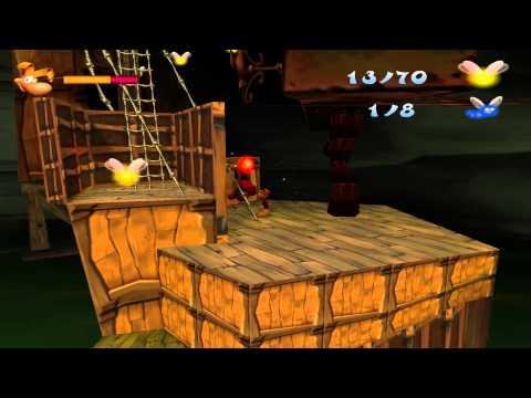 Rayman Revolutions PS2 PCSX2 part 13