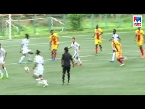കേരള പ്രീമിയർ ലീഗ് കിരീടം ഗോകുലം എഫ്സിക്ക്   Kerala premier league football   Gokulam FC