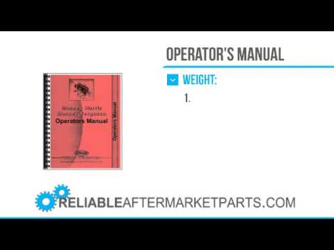 3122 New Massey Ferguson 200 Loader Operator's Manual Attachment with Four Bar Linkage