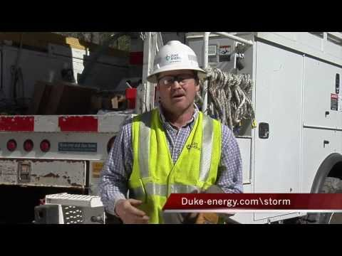 Duke Energy Safety After Storms