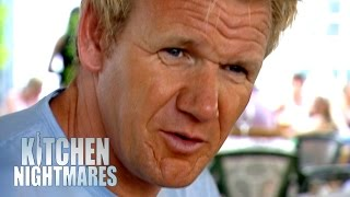 Gordon Shocked At Quirky Chef   Kitchen Nightmares