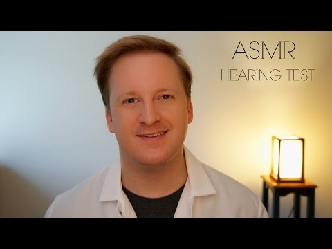 ASMR Hearing Test Role-Play | Side-To-Side with Whisper + Normal Voice
