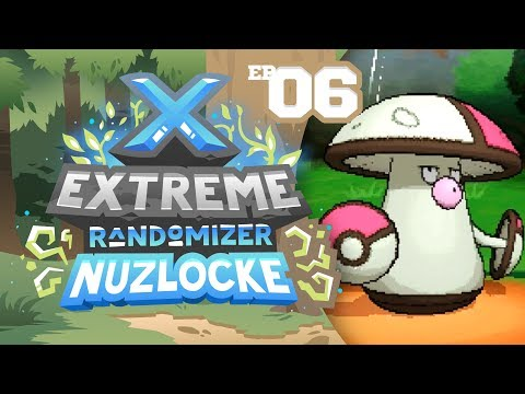 WHY IS SERENA ATTACKING ME?! - Pokémon X Extreme Randomizer Nuzlocke w/ Supra! Episode #06