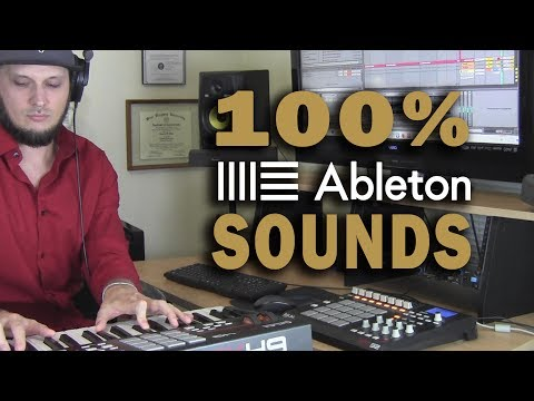 ABLETON LIVE 9 BEAT MAKING