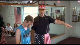 Napoleon Dynamite - Rex Kwon Do demo