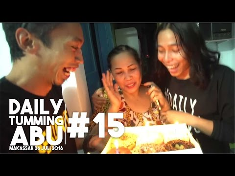 SURPRISE ULTAH - DAILY TUMMING ABU #15